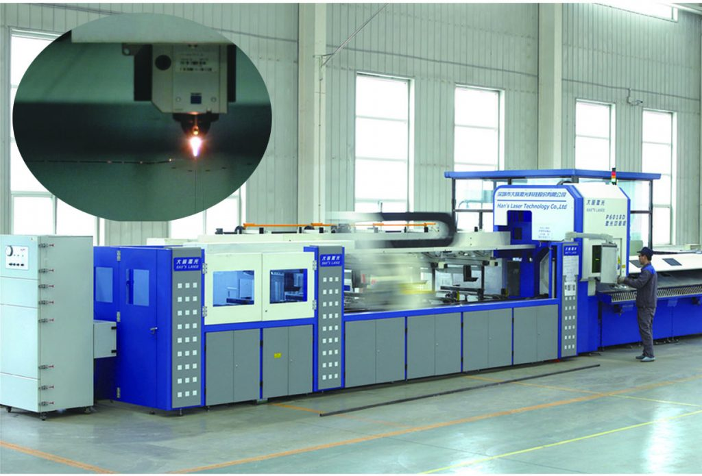 hospital bed manufacturer of Pipe and metal sheet Laser cutting