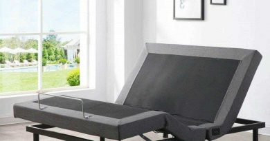 electric adjustable bed base for home use
