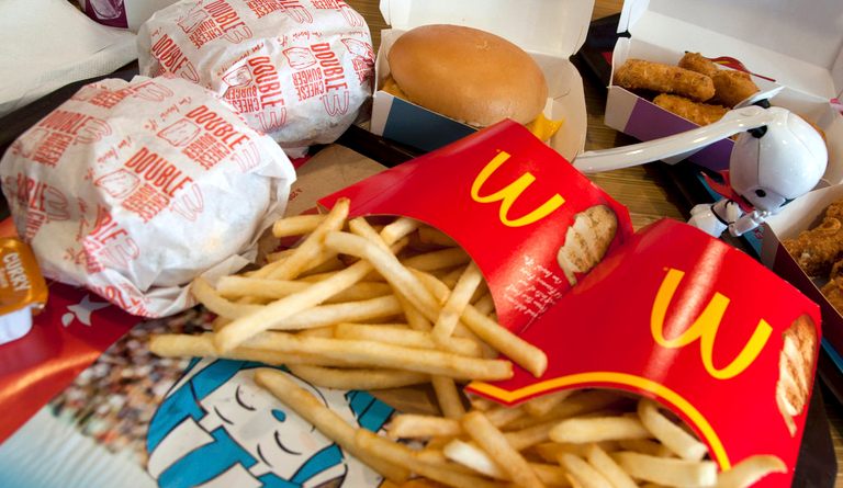 Fast Food Chains gaining popularity